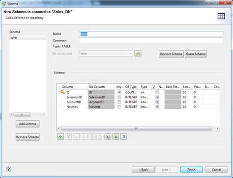 repository pattern query exle srinivasan software solutions talend import an excel