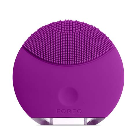 Foreo Cleansing Mini foreo mini silicone brush with