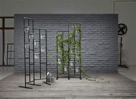ikea  glass clear glass herbs garden space