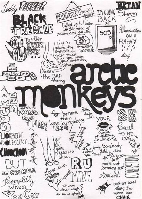 arctic monkeys via image 798221 by marco ab on
