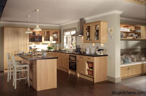 Light Wood Kitchen Cabinets modern light wood kitchen cabinets kitchen design ideas blog