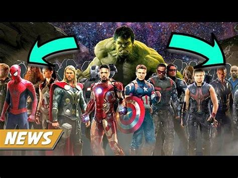 all marvel infinity characters brand new marvel characters in infinity war and