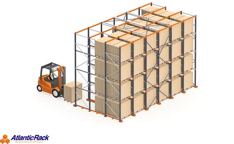 Drive In Pallet Racking by Drive In Pallet Rack System Atlantic Rack