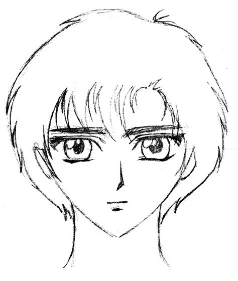 by step how to draw anime boys how to draw a boy step by step pencil art drawing