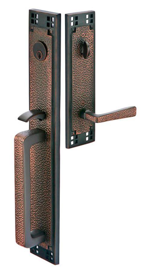 Craftsman Door Hardware by Knobs Etc Arts Crafts Collection By Emtek Products