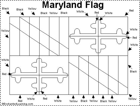 Maryland Finder How To Draw Maryland Flag Search Engine At Search