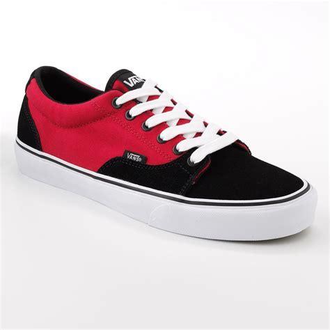 vans kress mens skate shoes sz 12 black suede on popscreen
