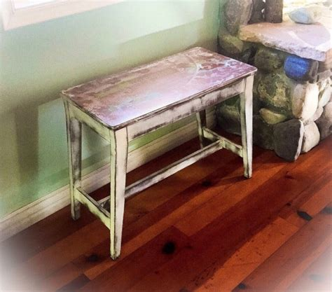 Sold French Country Piano Bench Shabby Chic Bench White Shabby Chic Benches