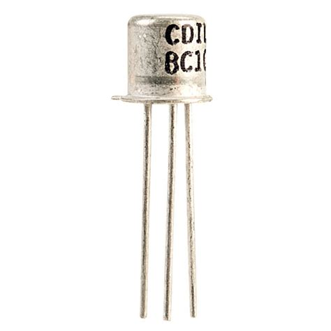 transistor noise cdil bc109 to18 25v npn low noise transistor rapid