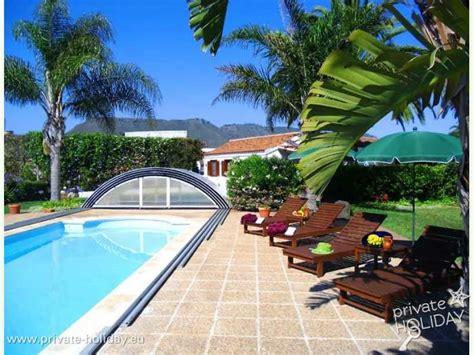 teneriffa haus mit pool haus auf finca mit pool spielplatz terrassen und g 228 rten