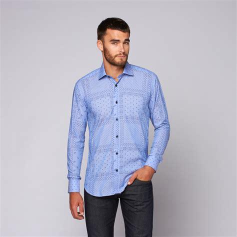 light blue button up toti button up shirt light blue s bertigo touch