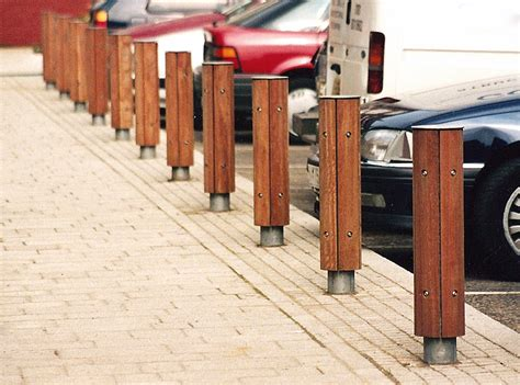 Bollard Lighting Bollards Street Furniture