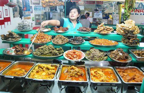 jakarta cuisine file nasi kapau jpg wikimedia commons