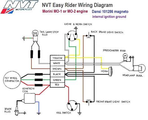 wiring myrons mopeds