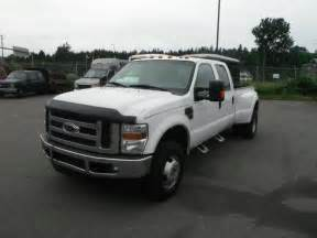 2008 ford f 350 sd xlt crew cab bed dually diesel