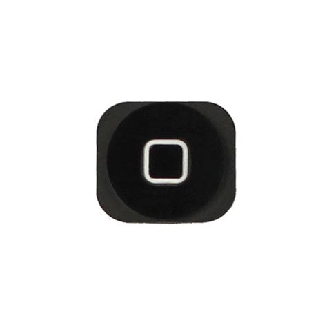 apple iphone 5c home button black essentially mobile