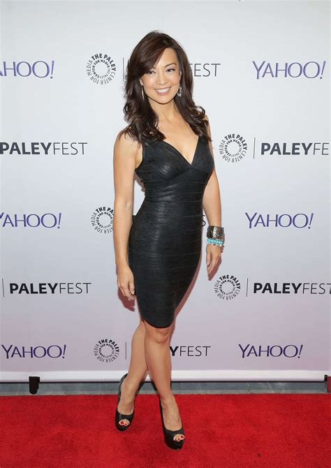 ming na wen workout ming na wen marvel agents of s h i e l d premiere in nyc