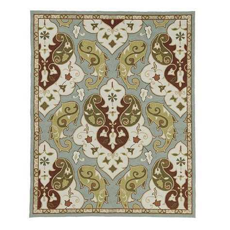 Livonia Indoor Outdoor Rug European Inspired Home Ballard Design Outdoor Rugs