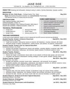 child care resume exle resume exles