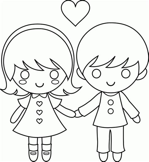 valentine coloring page pdf kids cartoon on love valentine coloring pages valentines