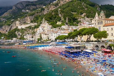 best amalfi beaches of amalfi the amalfi coast
