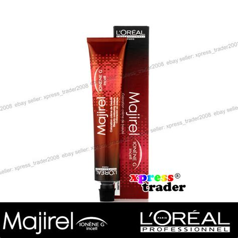 l oreal professional majirel mix copper permanent hair color 50ml hair and supplier l oreal majirel professionnel permanent colour hair dye 50ml ebay