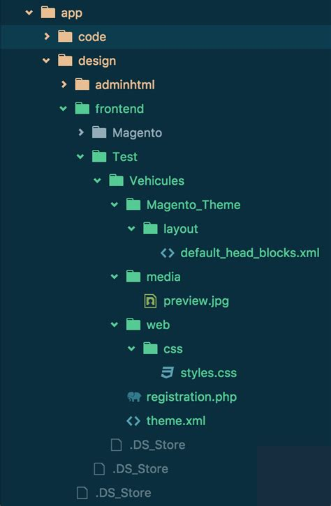 magento 2 override layout xml magento 2 1 3 create theme magento stack exchange