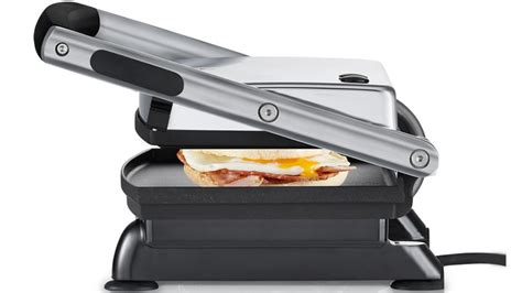 Kitchen Grill Press Sunbeam Cafe Grill Sandwich Press Grills Sandwich