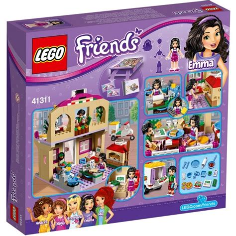 sterling house of pizza lego 174 friends heartlake pizzeria 41311 target