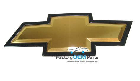 chevy silverado bowtie replacement autos post