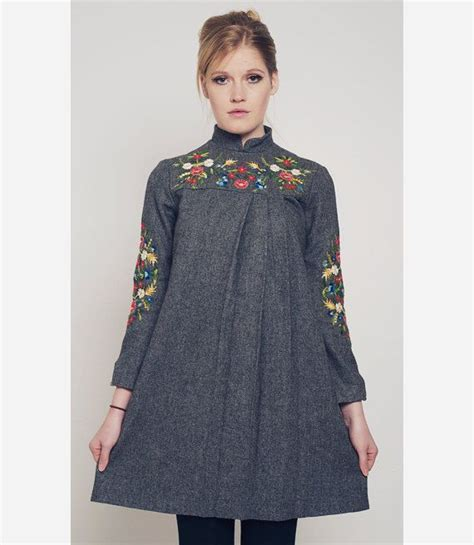 Jessy Embroidery Dress 36 best waddle wear images on maternity