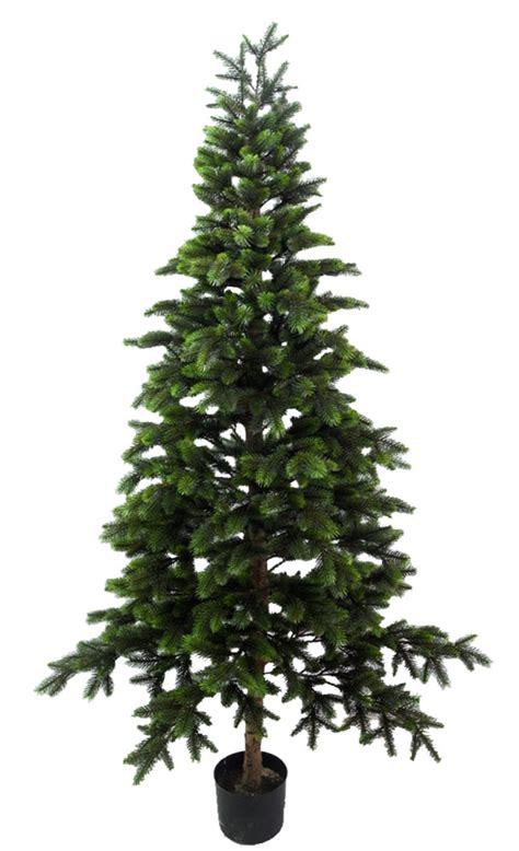 wald tannenbaum deluxe 180cm da k 252 nstlicher weihnachtsbaum