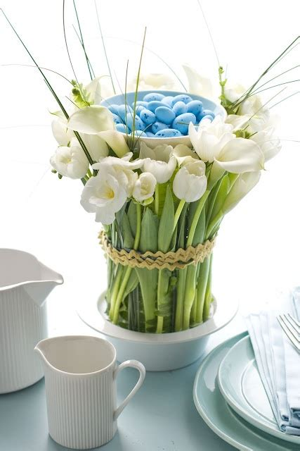 Easter Centerpieces For Your Table Daley Decor With Easter Arrangements Centerpieces