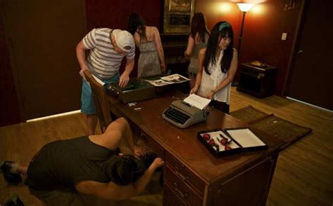 escape from the room gaming culture seeps into escape rooms