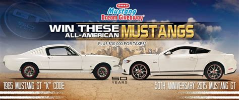 marketing director from park ridge illinois wins 2015 mustang dream giveaway - Dream Giveaway Winners