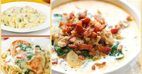 Buon Appetito 22 Tasty Copycat Olive Garden Recipes That Rock Olive Garden