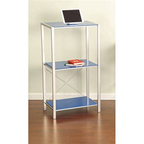 mainstays glass bookcase colors walmart