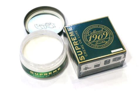 Webe 1909 Seprem コロニル colloil 1909 supreme creme de luxe シュプリームデラックス カラーレス