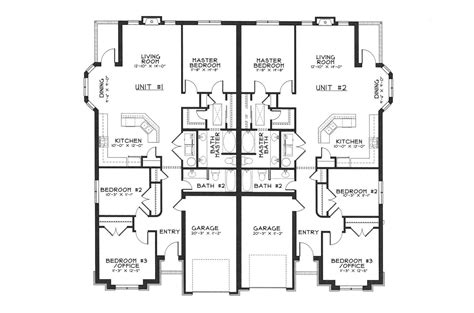 to select the duplex house plans backyard house plans