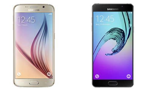 Baterai Samsung A5 2016 samsung galaxy a5 2016 vs galaxy s6 telset