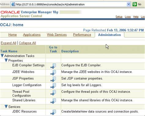 tutorial oracle application server 10g deploying a web application to oracle application server 10g