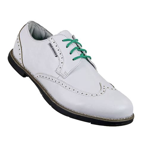 true linkswear mens true gent wingtip leather waterproof