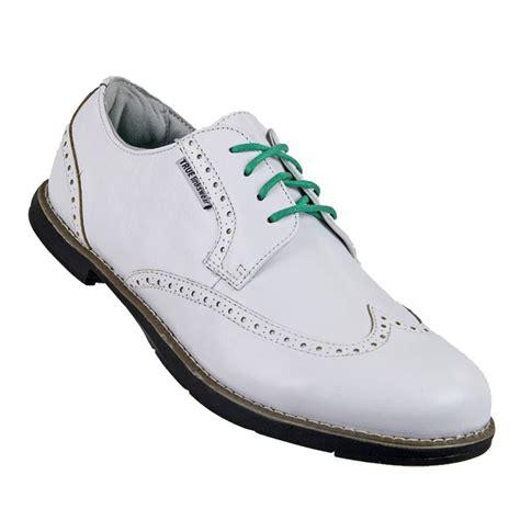 true golf shoes true linkswear mens true gent wingtip leather waterproof