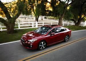 All Subaru Models Made Subaru Announces Pricing On All New 2017 Impreza Models