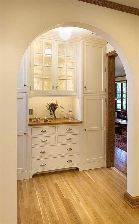 Built In Pantry Cabinet Built In Cabinets Built In Cabinetry