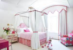 Princess Canopy Bed Princess Canopy Bed Transitional S Room Hepfer Designs
