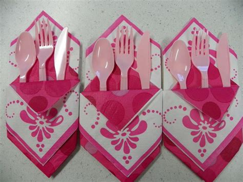 Cool Paper Napkin Folds - napkin folding miscellaneous topics and