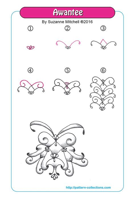 5894 Best Images About Tangled Doodles On Pinterest | 5894 best images about tangled doodles on pinterest