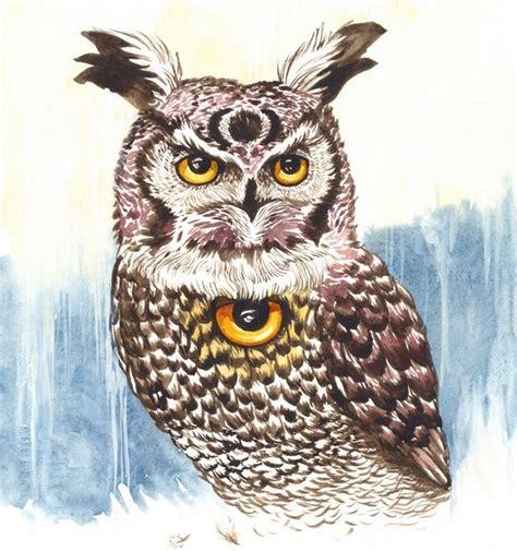 owl    eye totems  eye tattoos  eye tattoo owl