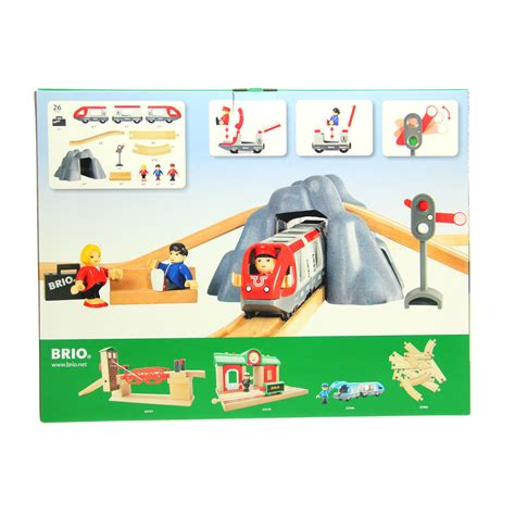 brio starter train set brio train sets travel explorer set at toystop